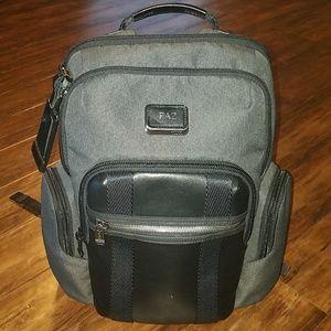 Authentic TUMI Alpha Bravo Nellis Backpack